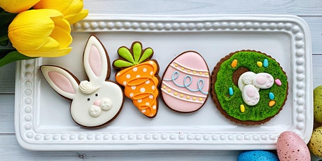 Easter Cookie Decorating Party and Mini Make-and-Take Project @ AR Workshop  - Franklin tickets