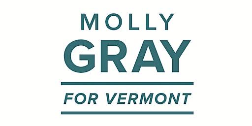 Molly for Vermont, Campaign Kickoff! Bradford, VT