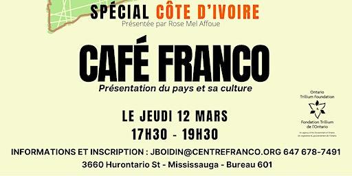 Café franco -  Côte d'Ivoire