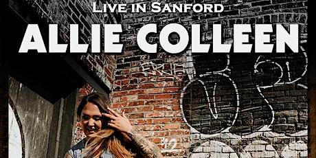 Allie Colleen tickets