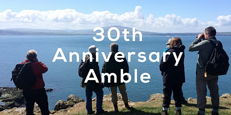30th Anniversary Amble tickets