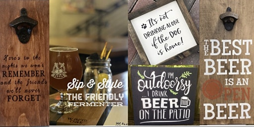 Sip & Style |  The Friendly Fermenter