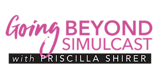 GOING BEYOND, PRISCILLA SHIRER SIMULCAST