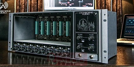 Demo Cranborne Audio | Home Studio billets
