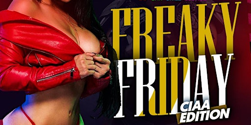 CIAA FREAKY FRIDAY