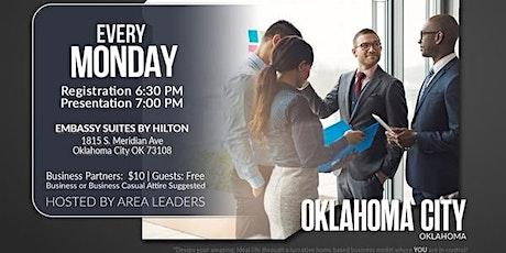 OKC Money Making Monday Event tickets