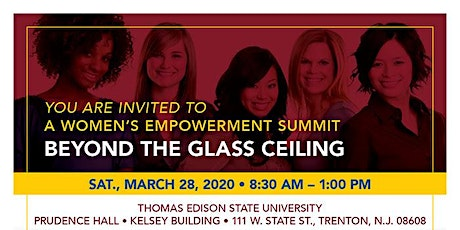 Women's Empowerment Summit: Beyond The Glass Ceiling tickets