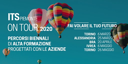 ITS on Tour  - Bra 20 aprile  2020