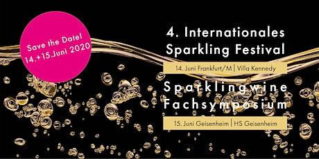 Sparkling Wein Fachsymposium Tickets