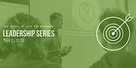 Emotional intelligent führen - Leadership Series Tickets