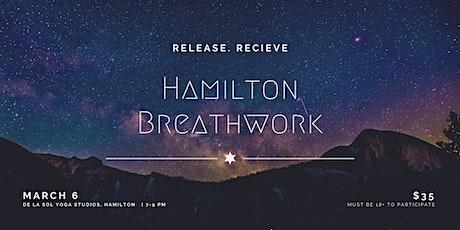 Expand Your Consciousness: Hamilton Breathwork tickets