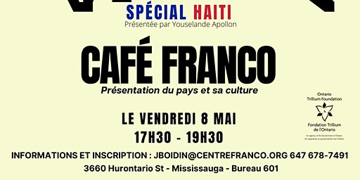 Café franco - Haïti