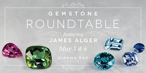 Gemstone Roundtable featuring James Alger - May 2020