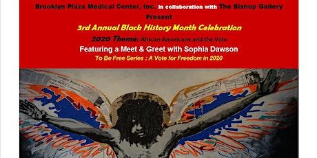 3rd Annual Black History Celebration tickets
