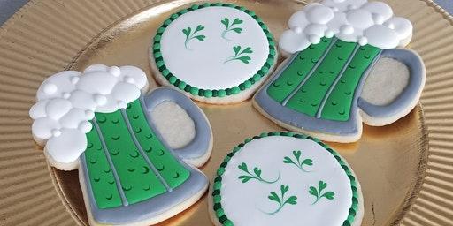 St. Patrick's Day Cookie Decorating Class
