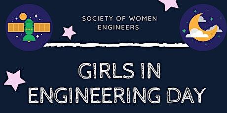Girls in Engineering Day 2020 tickets