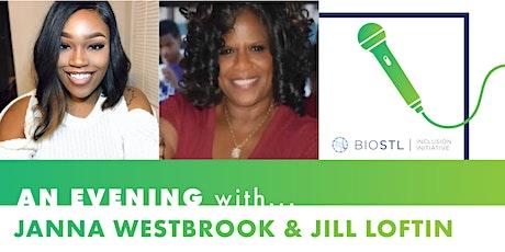 An Evening With Janna Westbrook & Jill Loftin tickets