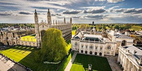 Oxbridge and UK University Information Coffee Morning tickets
