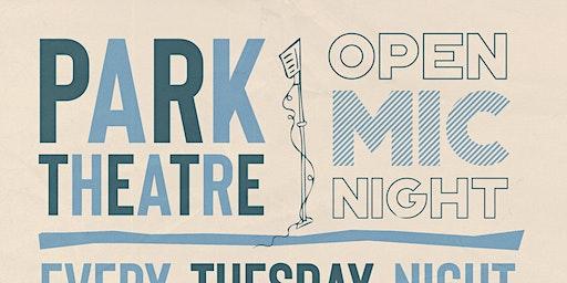Open Mic-VOTER REGISTRATION!!! @ Park Theatre