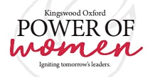 Kingswood Oxford Power of Women