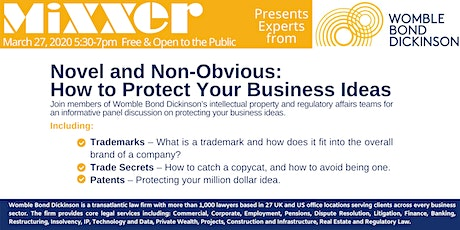 How to Protect Your Business Ideas tickets