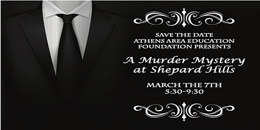 A Murder Mystery at Shepard Hills