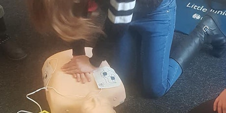 Mini medics First aid training for 7 year old to 11 Year old  Children tickets