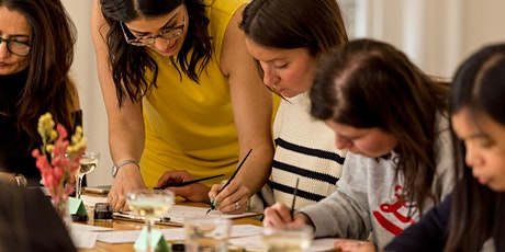 Beginner's Brush Pen Calligraphy at The Future of Craft (Oxo Tower) tickets