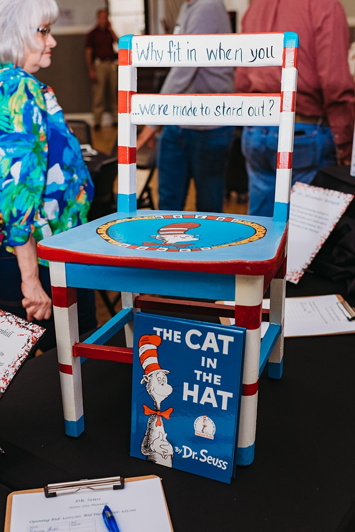 2nd Annual HeART to Heart Fundraising Luncheon image