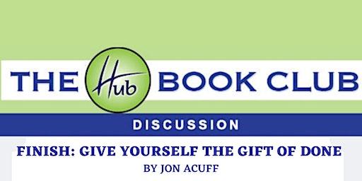 The Hub Book Club - March Meeting
