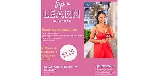Hands on Makeup Class