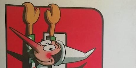 """Conferenza """"L'inesauribile mito di Pinocchio"""" biglietti"""