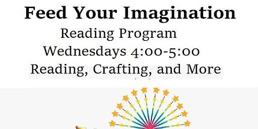 Feed Your Imagination Reading Program