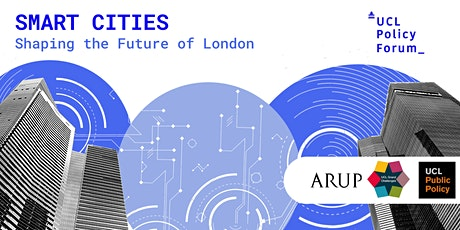 UCL Policy Forum 2020: Smart Cities tickets