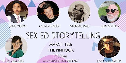 Sex Ed Storytelling