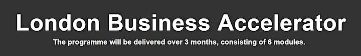 London Business Accelerator Programme image