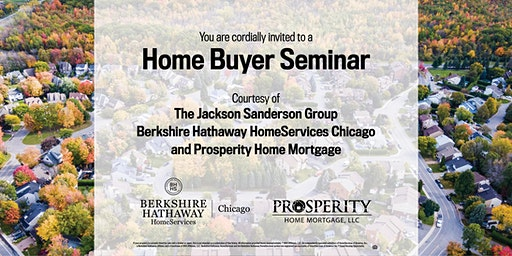 Home Buyer Seminar | Berkshire Hathaway HomeServices Chicago