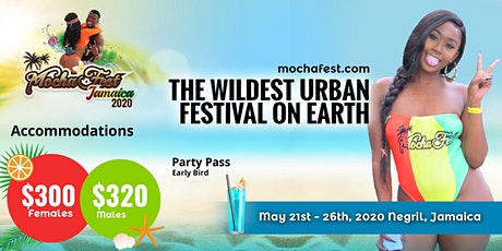 Mocha Fest Jamaica (Party Package) tickets