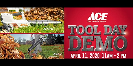Power Tool Demo Day at Ken's Ace Hardware tickets