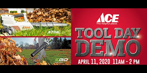 Power Tool Demo Day at Ken's Ace Hardware