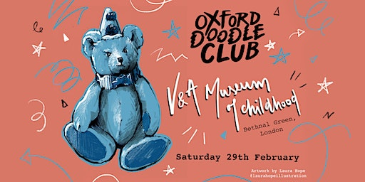 Oxford Doodle Club: February Meet Up - In London!