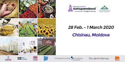 Startup Weekend FoodTech Chisinau