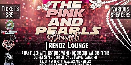 The Pink & Pearls Brunch tickets