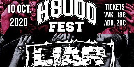 H8000 FEST 2020 tickets