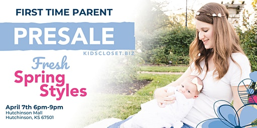 First Time & New Parents, Foster Parents Presale