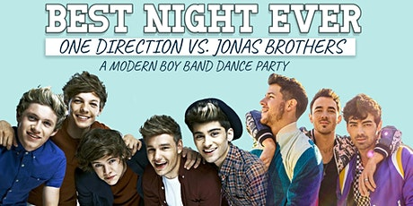 Best Night Ever: One Direction vs. Jonas Brothers tickets