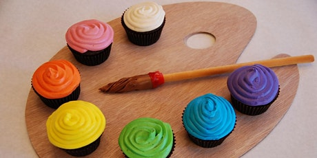 Girl Scouts presents Cupcakes and Canvas at Kolb Elementary tickets