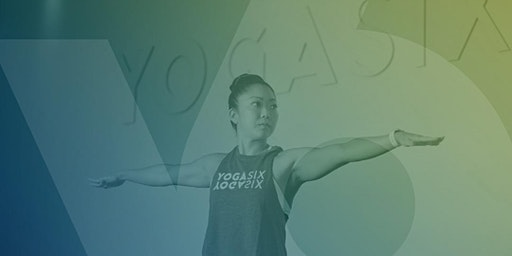 YogaSix Pop Up at Deep Roots Apothecary (Y6 101, 11:30 AM)