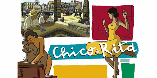 Animate the Collection: Chico and Rita (2010)