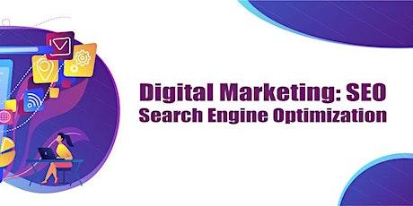 Digital Marketing: SEO Search Engine Optimization Miami tickets